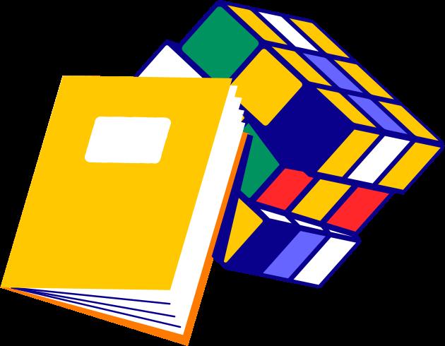 formatio Privatschule – Illustration rubiks-cube